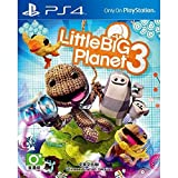 Littlebigplanet 3 (English & Chinese) little big planet PS4 Game