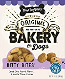 Three Dog Bakery Bitty Bites, Baked Dog Treats, Assorted Flavors, 13 ounces For Sale