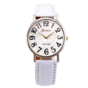 Joylive Special Women Watches Big Number Round Dial Fashion Quartz Watch  Exaggerated Large Numbers Ladies Wristwatch 80d08d35c