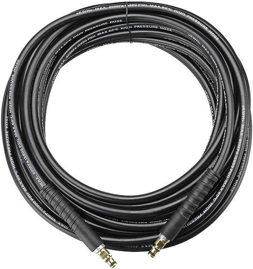 Manguera de lavado a presión de 15 m 40 MPa 5800 PSI tubo de ...
