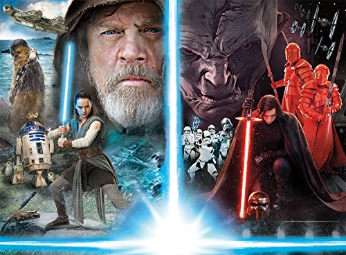 """Star Wars - """"The Light. The Darkness."""" - 1000 Piece Jigsaw Puzzle"""