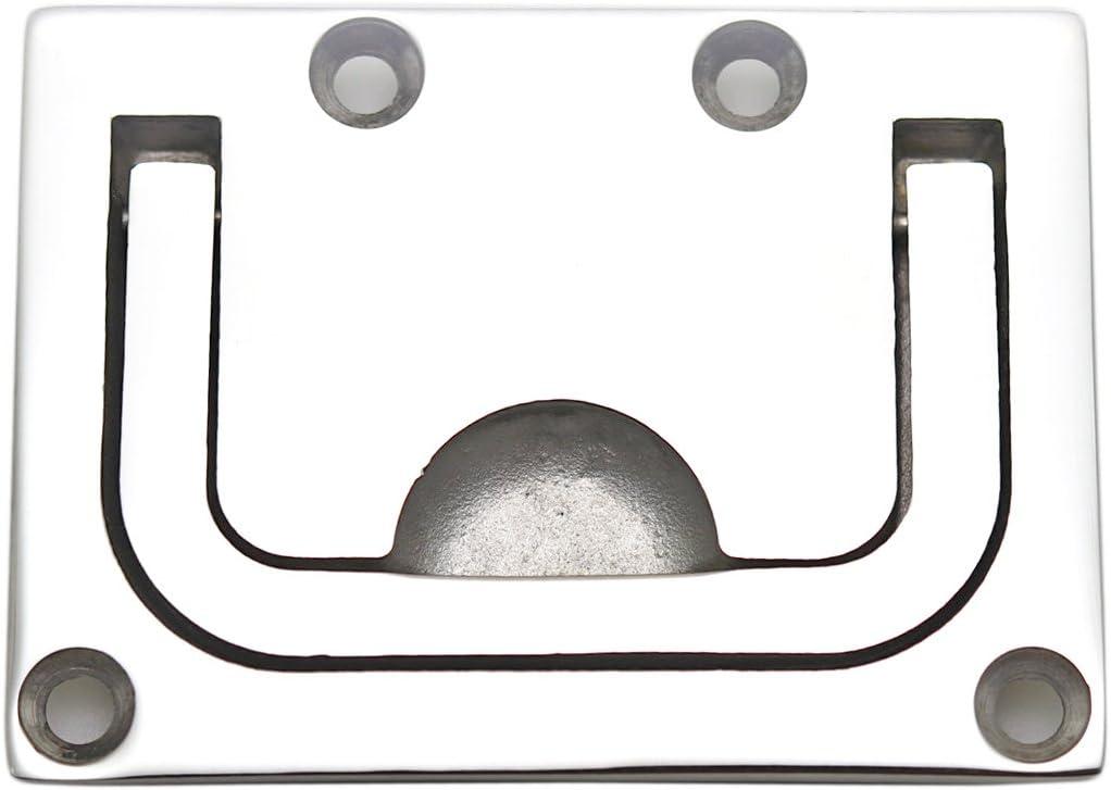 360 Grad verstellbar faltbar faltbar NAWAISH Bootsrutenhalter gro/ße Klemm-/Öffnung Angelrutenhalter