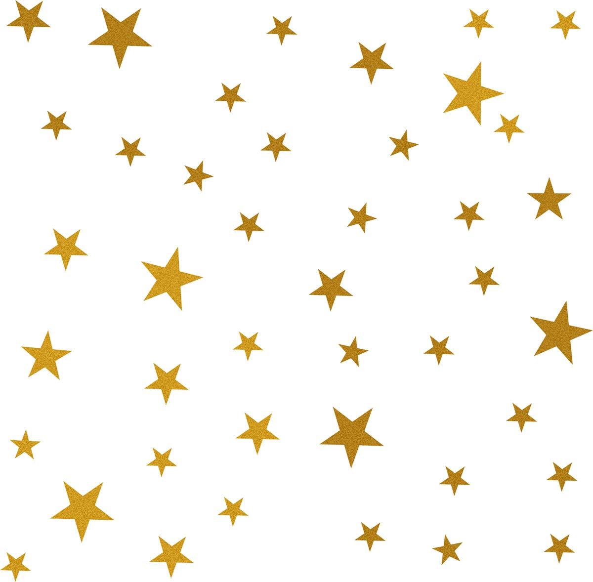 Vinilo Decorativo Pared [76Y1YNS2] estrella