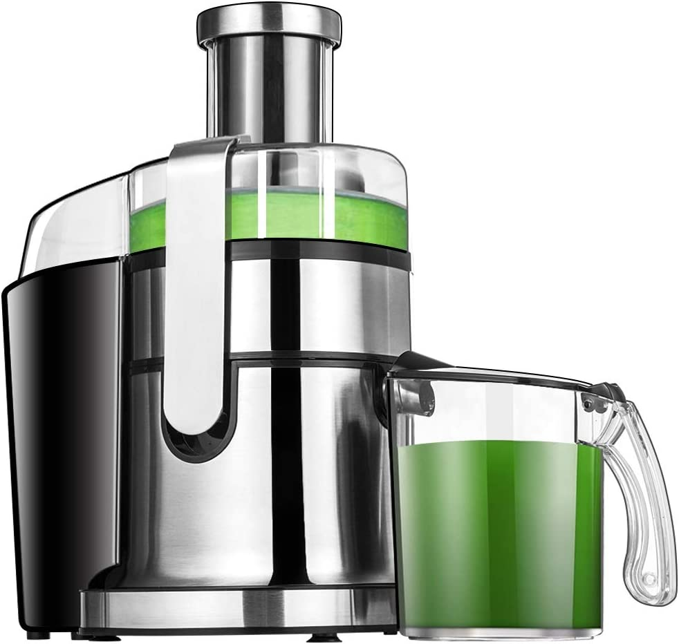 Centrifugal Juicers Extractor Juicer Machine UPGRADED VERSION LED Touch Control Juice Big Mouth 3