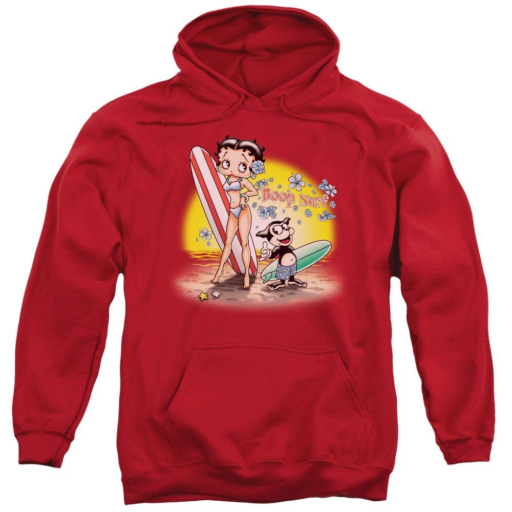 Betty Boop Cartoon boop brandunghoodie für Herren