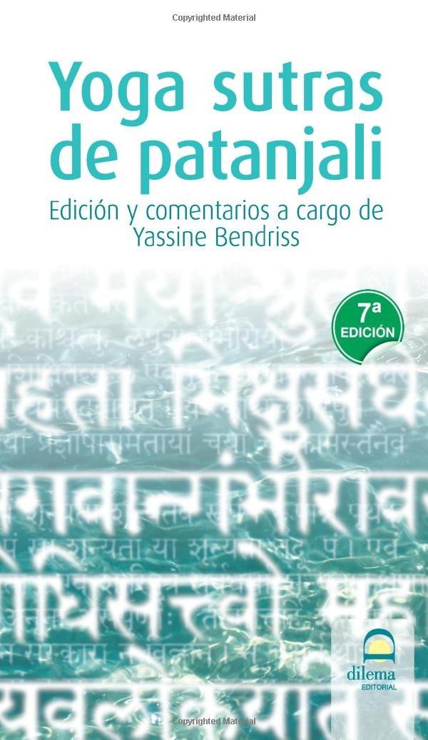 Yogasutras de Patanjali 7ª Edición Bolsillo (Spanish Edition ...