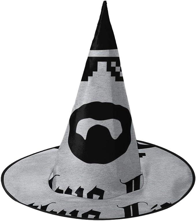 NUJSHF Thug Life Heisenberg Breaking Bad Sombrero de Bruja Unisex ...