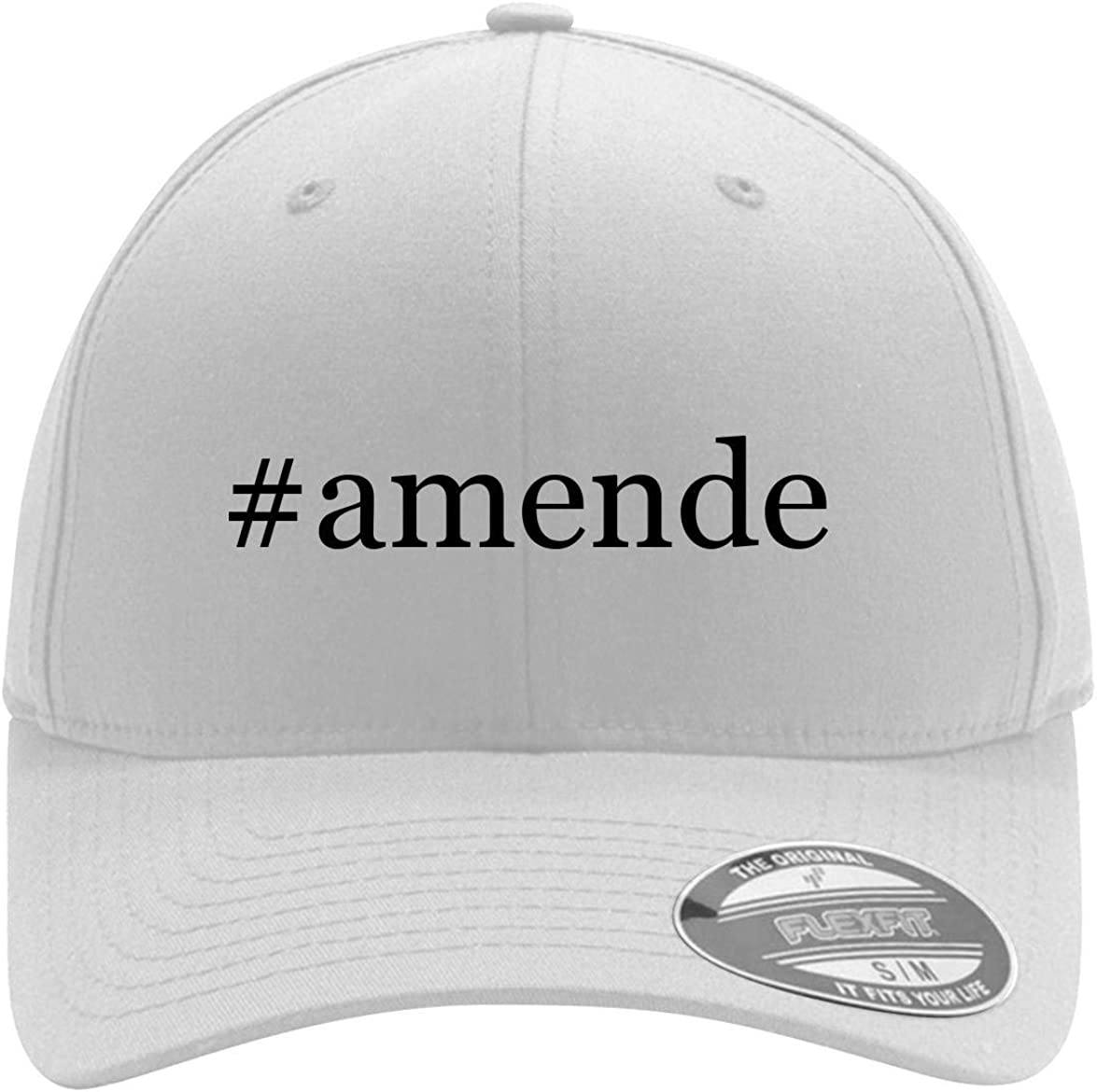 #amende - Adult Men's Hashtag Flexfit Baseball Hat Cap 61NOa0Tw1KL