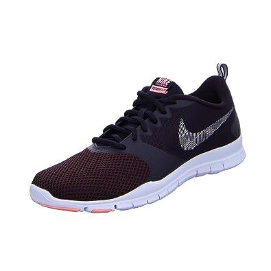 quality design faa68 4acef Nike WMNS Flex Essential TR, Chaussures de Fitness Femme, Multicolore  Ash Burgundy Crush
