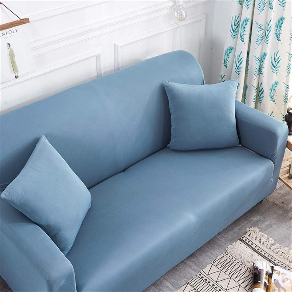 Morbuy Mignon Animal Impression Rev/êtement de Canap/é avec accoudoirs Sofa Elastique Couverture Protecteur Fauteuil Housses de Canap/é Imprim/é Extensible 1 Place,Bleu Paon