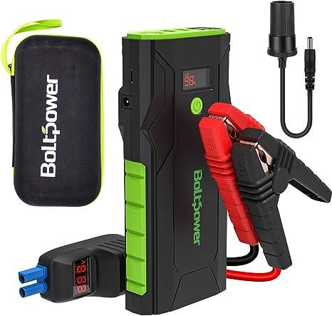 Amazon.com: Bolt Power G33A - Batería de arranque de coche ...