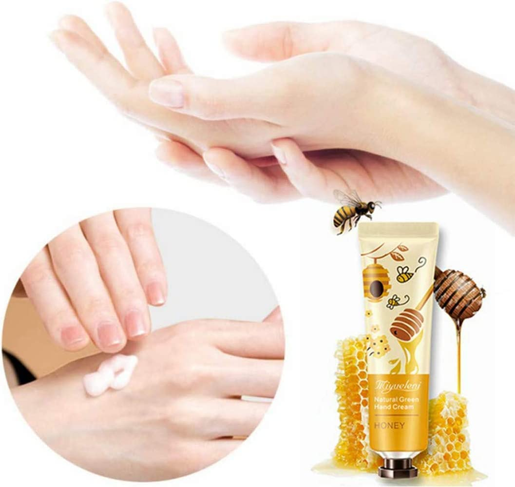 Hand Cream Hand Lotion, 10 Pack Plant Fragrance Hand Cream Moisturizing Hand Care Cream Gift Set for Working Hands & Dry Skin,Travel Size Hand Lotion, Best Women Gifts-30ml: Health & Personal Care