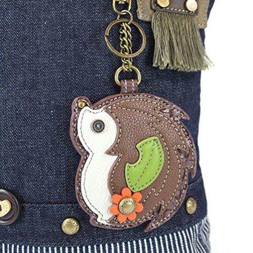 Handbag Bag Blue Chala body Cross Messenger Patch Denim HedgeHog O4wf4qn6