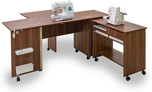 Comfort 7+ | Muebles para máquinas de coser y overlock | (Premium ...