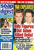 Michael Muhney, Billy Miller, Young and the Restless, Camila Banus, Mary Beth Evans, Sean Carrigan, Crystal Chappell - January 27, 2014 Soap Opera Digest Magazine