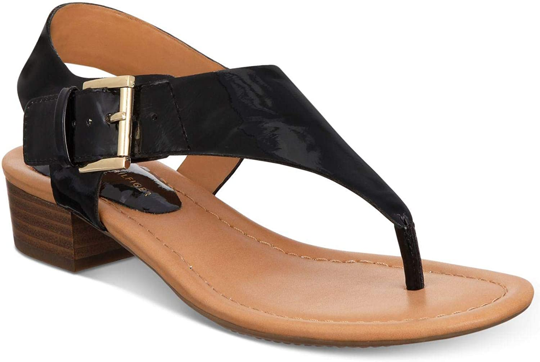 Tommy Hilfiger Womens Kitty Heeled Sandal