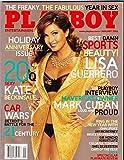 Playboy Magazine, January 2006