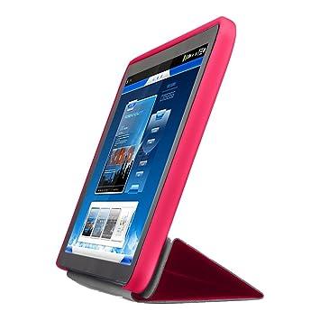"""Woxter Cover Tab 70 N Pink - Funda para Tablet Serie N70 de 7"""" con Sistema de Cierre magnético, Color Rosa"""