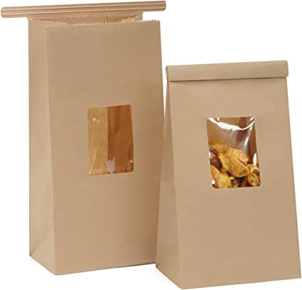 FREE SHIPPING White Grease proof Cookie Bag