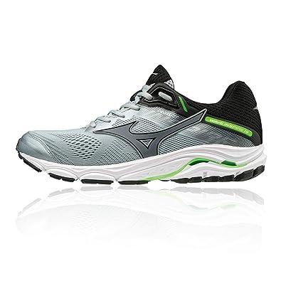 competitive price 077f4 b1c9a Mizuno Wave Inspire 15 Chaussures de Course à Pied pour Homme, Gris, 40.5