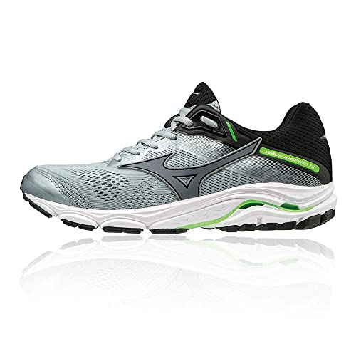 Mizuno Wave Inspire 15 Running Shoes - SS19 Silver  Amazon.co.uk ... 910b58b8e5