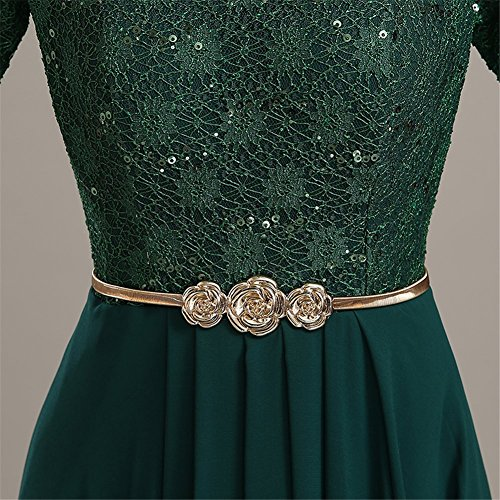 Empire Damen Damen Drasawee Kleid Drasawee Kleid Empire Grün Drasawee Grün qtx6YwSdSA