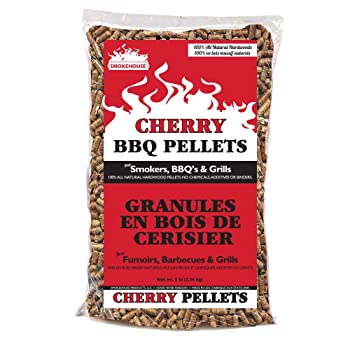 Smokehouse Products Cherry Wood Pellets For Smoking