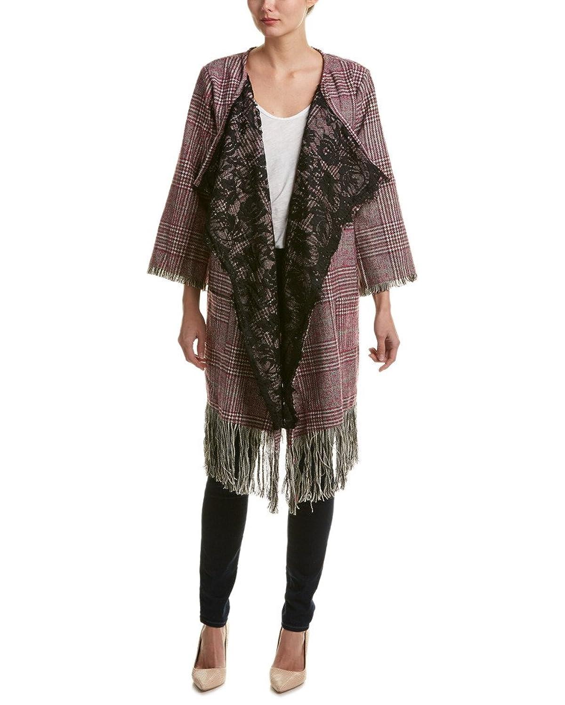Muche Et Muchette Draped Wool-Blend Coat