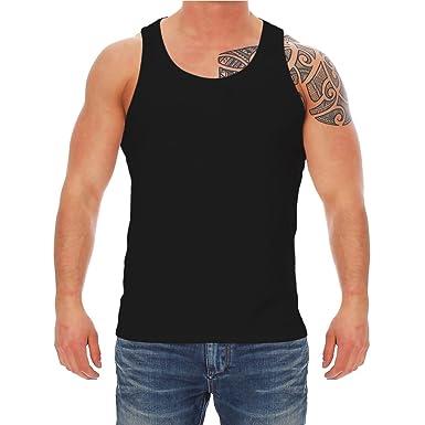 hot sale online ce114 b662c Spaß kostet Männer Achselshirt Trägershirt S bis 8XL Muskel Basic