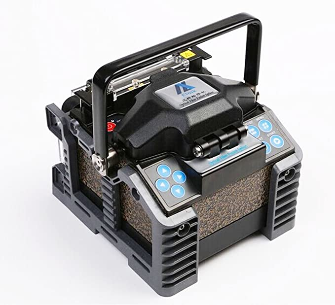 Amazon.com: Eloik ALK-88 Fiber Optic Splicing Machine Fusion Splicer Fusionadora de Fibra Optica: Musical Instruments