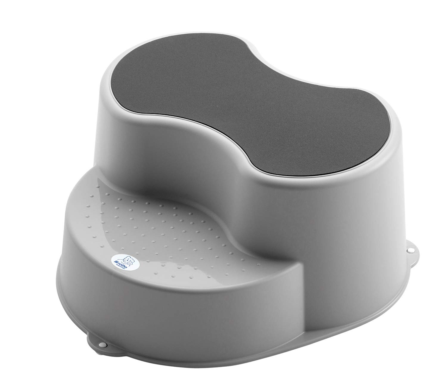 Rotho Babydesign Top Step Stool (Silver) BabyLand 20005 0070