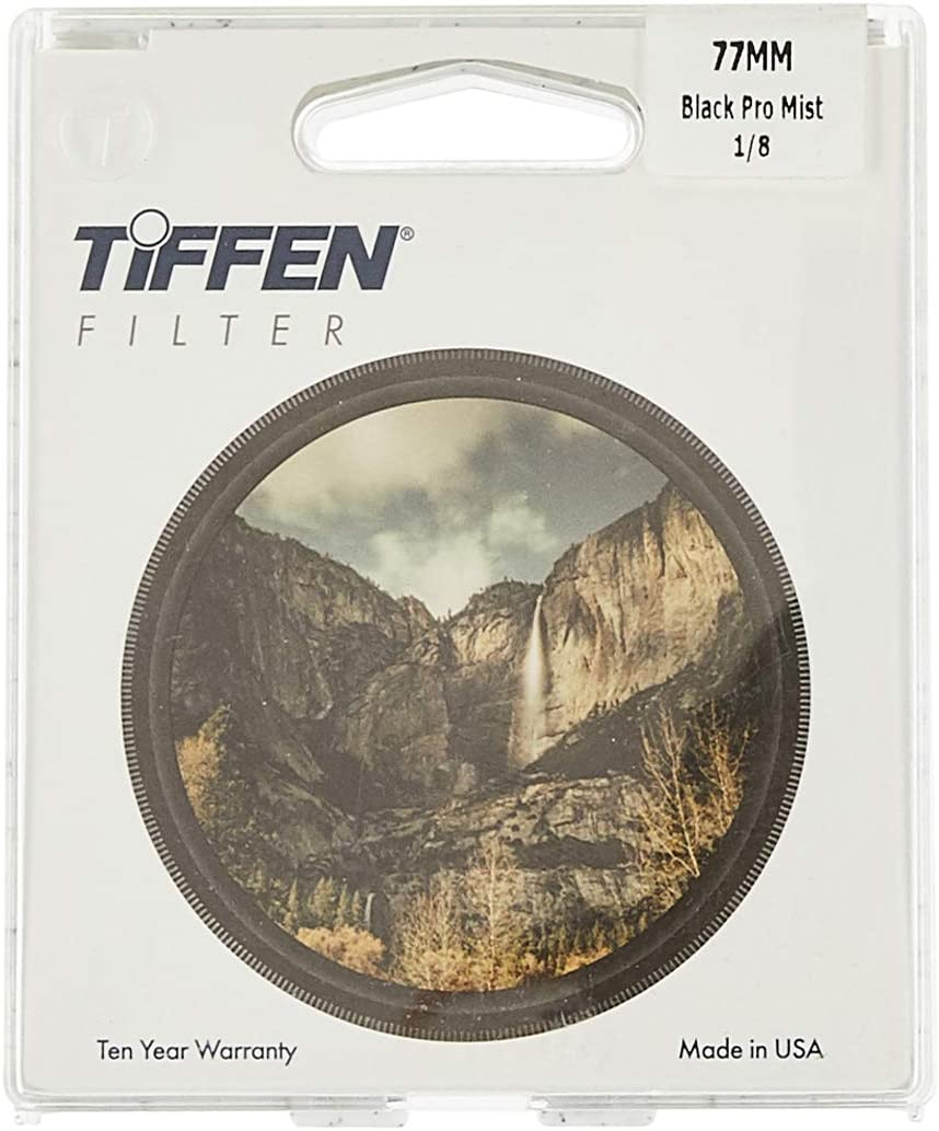 Tiffen 55BPM18 55mm Black Pro-Mist 1//8 Filter