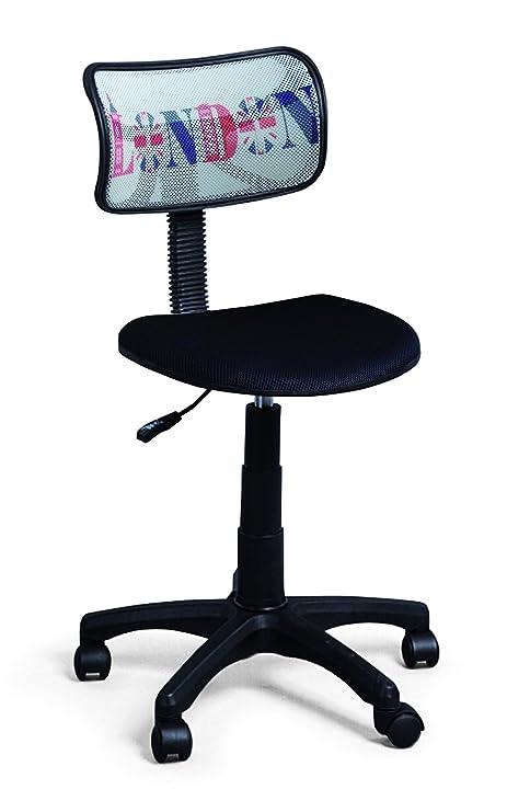 Your Office Silla De Oficina Easy London: Amazon.es: Hogar