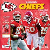 Kansas City Chiefs Wall Calendar