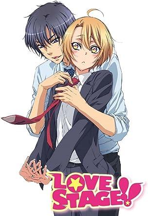 Amazon.co.jp: LOVE STAGE!! 限定版 第4巻 [DVD]: 代永翼, 江口拓也 ...