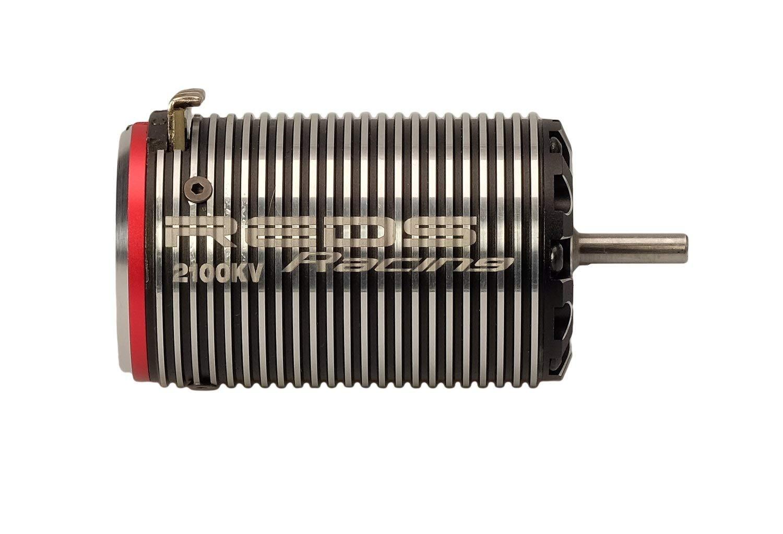 Reds Racing emotore 1 – 8, Color Neutro, mteg0005