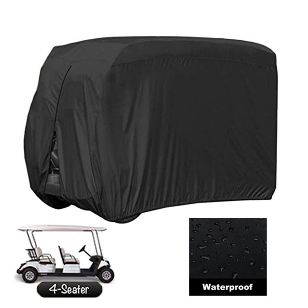 Golf Cart Cover - Custom Cart Cover with Durable 210D Material+ Extra Club Car Golf Cart Of Width In Inches on club car golf cart design, club car golf cart wheels, club car golf cart speed controller, club car golf cart engine, club car golf cart tires, club car golf cart front suspension, club car golf cart doors, club car golf cart top, club car golf cart manufacturer, club car golf cart motor, club car golf cart brakes, club car golf cart colors, club car golf cart value,