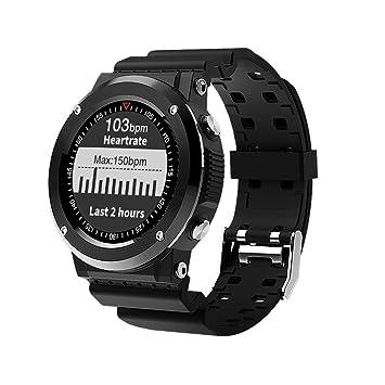 YSCYLY Fitness Trackers Smartwatch GPS Sport IP68 Pulsera ...