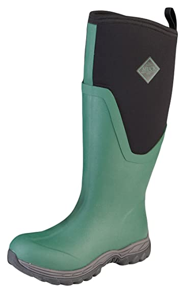 Amazon.com | Muck Boots Women's Green Arctic Sport II Tall 6 B(M ...