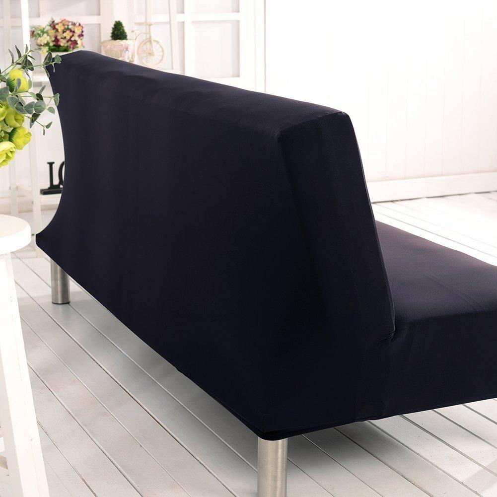 a1134f6221bb7c Cornasee Housse de Clic Clac élastique Canapé 3 places,Salon Couverture de  impression florale Cornasee