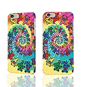 Grateful Dead American Rock Band 3D Rough Ipod Touch 4 -4.7 inches Case Skin, fashion design image custom Ipod Touch 4 - 4.7 inches , durable Ipod Touch 4 hard 3D Ipod Touch 4 , Case New Design By Codystore