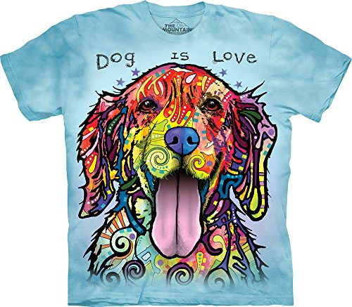 Mountain Kids Dog Love T Shirt product image