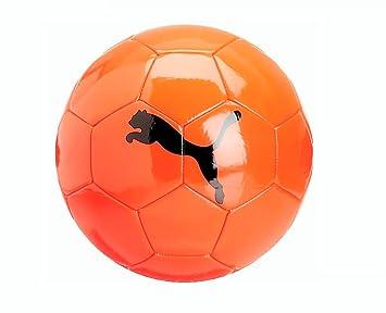 Puma gato Fluo Balón de fútbol, naranja fluorescente: Amazon.es ...