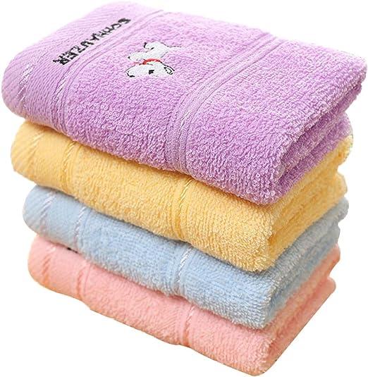 TOPBATHY Algodón para bebés, toallitas, toallitas de algodón ...