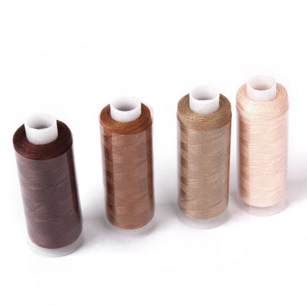 TONG Pinza multiuso in poliestere Colore 30/rocchetti per cucire 228,6/m ciascuno per cucire a mano e a macchina