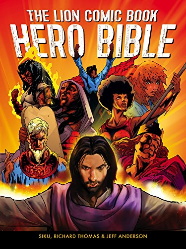 - The Lion Comic Book Hero Bible