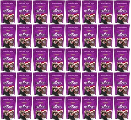 Marshall Bandits Ferret Treat Raisin 7.5lbs (40 x 3oz)