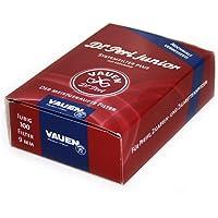VAUEN Charcoal Pipe FILTERS 100 x 9mm