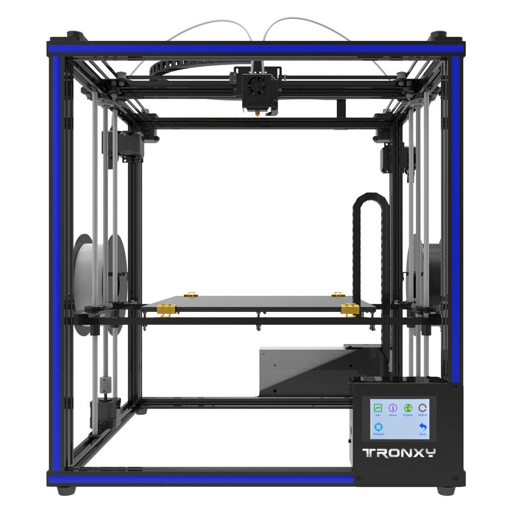 TRONXY X5ST-2E 3D Printer 2 in 1 Out Extrusion DIY Kit