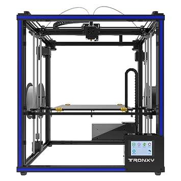 TRONXY X5ST-2E Impresora 3D Extrusión 2 entradas/Salidas ...